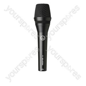 AKG P5S Dynamic Super Cardoid Handheld Microphone 600 Ohm