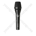 AKG P5S Dynamic Super Cardoid Handheld Microphone 600 Ohm