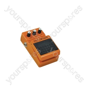 Johnny Brook Distortion Guitar Effects Pedal