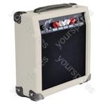 Johnny Brook 20W Guitar Amplifier - Colour White