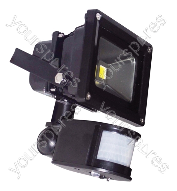 Led Flood Lights With Pir And Pir Override Facility Lamp