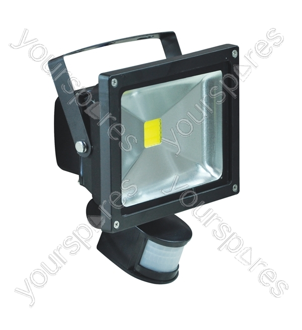 Outdoor Light Pir Override: LED Flood Lights With PIR And PIR Override Facility