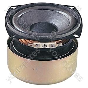 100 mm 30 W Mid Range Shielded Chassis Speaker (8 Ohm)
