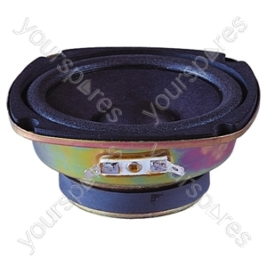 115 mm 25 W Mid Range Round Speaker (8 Ohm)