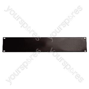 Steel Rack Panel  - Rack Size 2U