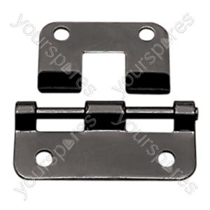 Lift off Hinges With Fixing Screws Pk of 2