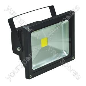 Eagle Waterproof IP65 Black Flood Lights - Lamp Type 20W LED