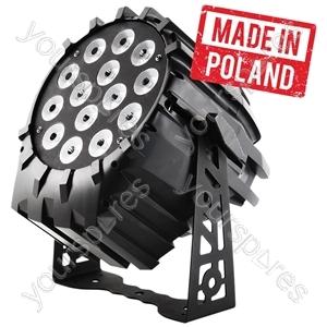Flash LED PAR 64 14X10W RGBW