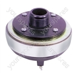 Screw-On Compression Driver - Power RMS  60