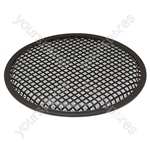"Metal Mesh Speaker Grill  - Diameter (mm) 153 (6"")"