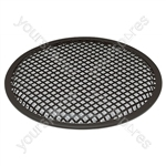 "Metal Mesh Speaker Grill  - Diameter (mm) 306 (12"")"
