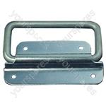 Nickel Metal Drop Case Handle