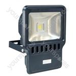 Eagle Waterproof IP65 Black Flood Lights - Lamp Type 100W LED