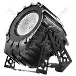 Flash LED PAR 64 200W UV COB + Barndoor