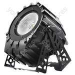 Flash LED PAR 64 250W 5 in 1 COB Variable White & Barndoor
