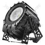 Flash LED PAR 64 300W UV COB + Barndoor