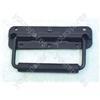 Spring Loaded Drop Case Handle - Colour Black