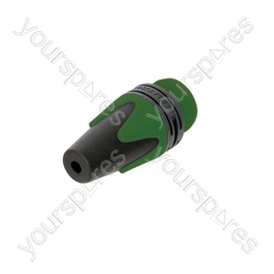 Neutrik Coloured Bushing for XX Series - Colour Green