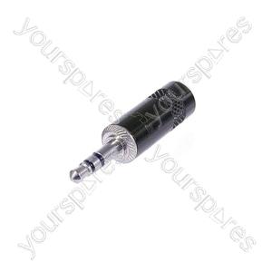 REAN NYS231B 3.5 mm Stereo Metal Jack Plug
