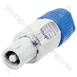Neutrik NAC3FCB 3 Pin Female Powercon 20 A Mains Outlet Cable Connector