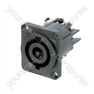 Neutrik NAC3MP-HC Powercon 32 Amp Socket