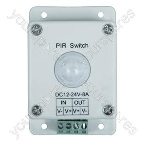 12-24 V PIR Switch for LED lighting