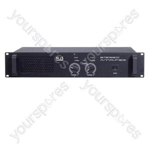 NJS NJSA Stereo Slave Amplifiers - Power RMS (W) @ 4 Ohms 2x650
