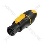 Neutrik NAC3FX-W Waterproof 16A Female Powercon True Locking Cable Connector