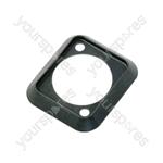 Neutrik SCDP Sealing Gasket for Powercon  - Colour Black