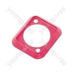 Neutrik SCDP Sealing Gasket for Powercon  - Colour Red