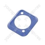 Neutrik SCDP Sealing Gasket for Powercon  - Colour Blue