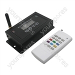Wireless Synchronous Controller (Master) for use with RGB LED Tape
