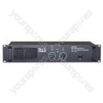 NJS NJSA Stereo Slave Amplifiers - Power RMS (W) @ 4 Ohms 2x120