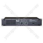NJS NJSA Stereo Slave Amplifiers - Power RMS (W) @ 4 Ohms 2x230