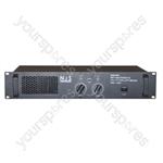 NJS NJSA Stereo Slave Amplifiers - Power RMS (W) @ 4 Ohms 2x380