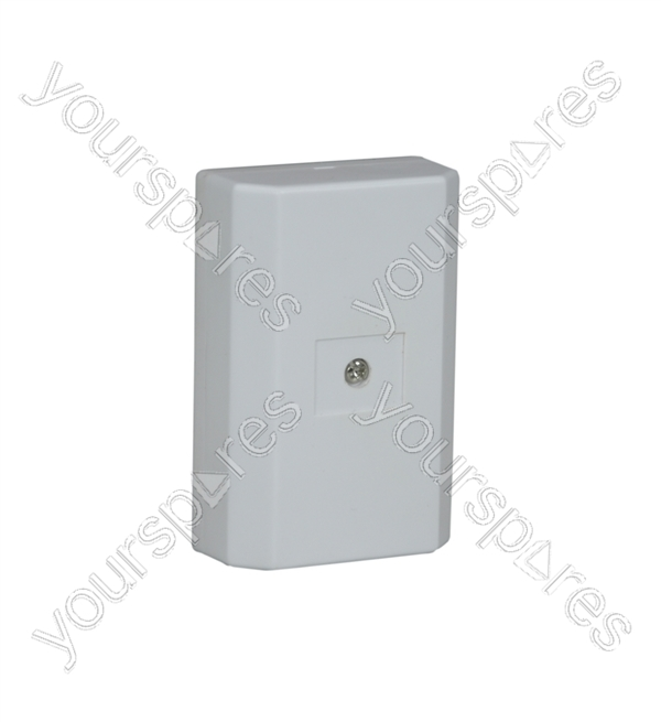 Telephone Junction Box P219f By Electrovision