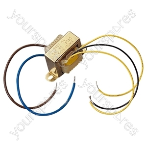 Safety Isolating Transformers - Outputs (V ac) 0-12/0-12
