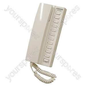 Eagle 11 Way All Master 24 VDC Handset Intercom