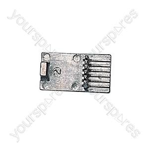 Tool Die For 6 Pin UK Telephone Plug. Bulk