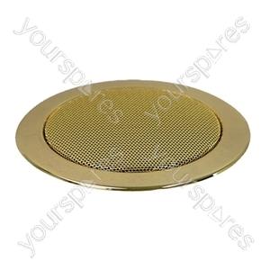 Eagle 100 V Line Compact Flush Fit Ceiling Speaker - Colour Gold