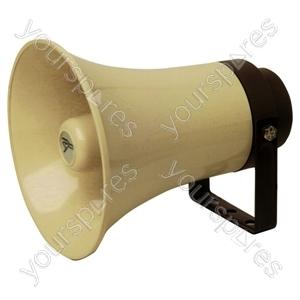 Eagle Rectangular Horn Speaker With Adjustable Bracket - Power RMS  15