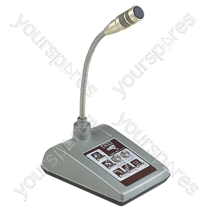 Eagle MCH500 Condenser Paging Microphone With Chime