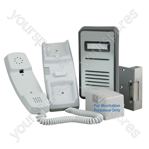 Bell Surface Mount 2 Way Door Entry System