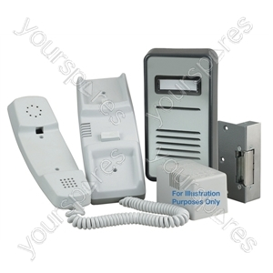 Bell Surface Mount 8 Way Door Entry System