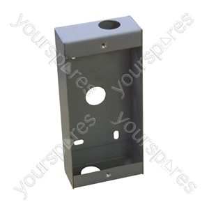 Bell 2 Way Door Entry Flush Mounting Back Box
