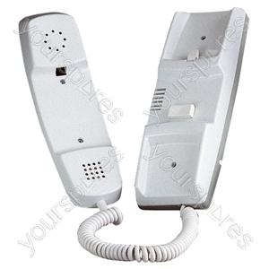 Bell White 801 Standard Door Entry Handset