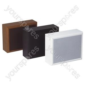 Eagle 100 V Line High Wood Wall Speaker 8W - Colour White