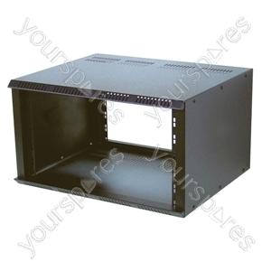 Rackz 6u Self Assembly Bench Rack Case - Rack Size 6U
