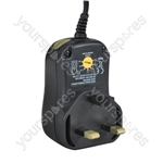 Multi-Voltage 1000ma Regulated Switch Mode Power Supply UK Plug
