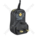 Multi-voltage 2250mA Regulated Switch Mode Power Supply UK Plug